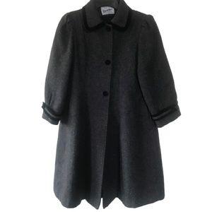 Vintage Rothschild wool coat